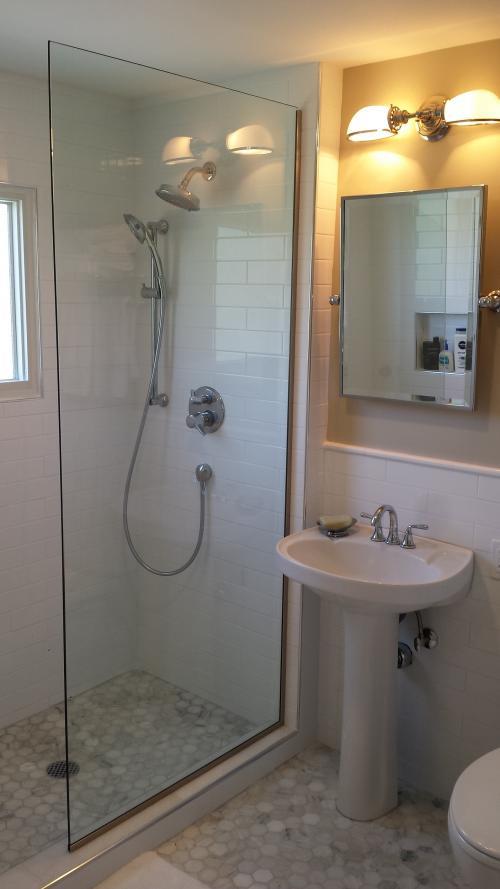 Edina bathroom metropolis for Bathroom remodel zimmerman mn